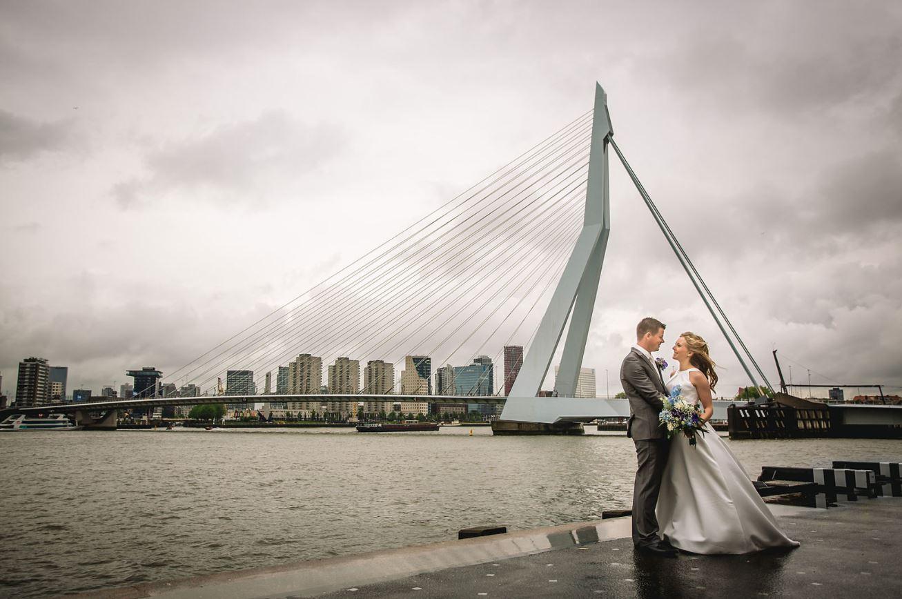 Trouwfotograaf Rotterdam