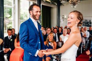 Bruidsreportage De Machinist Rotterdam
