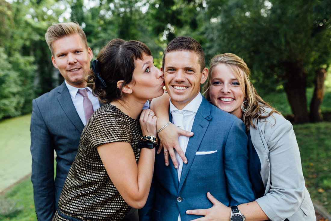 Tips Groepsfoto's Bruiloft