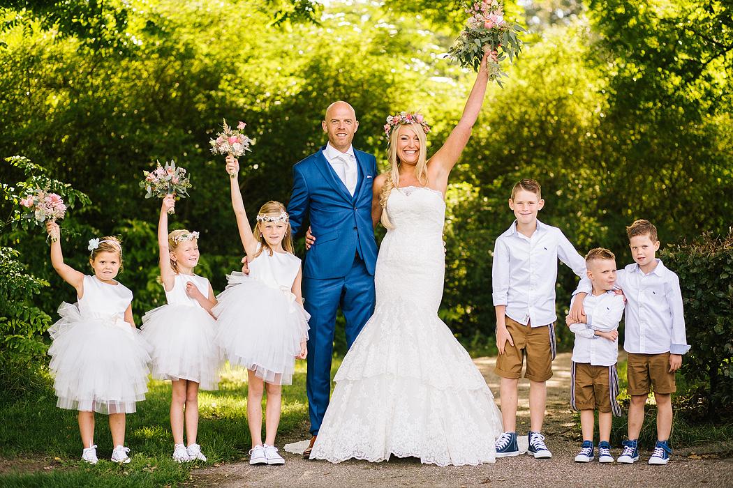 Tips Groepsfotos Huwelijk