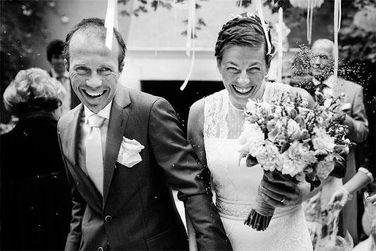 Bruidsfotograaf Bloemendaal