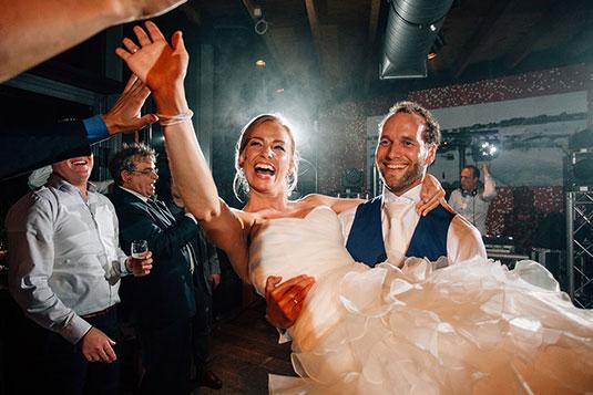 Huwelijksfotograaf Badhoevedorp