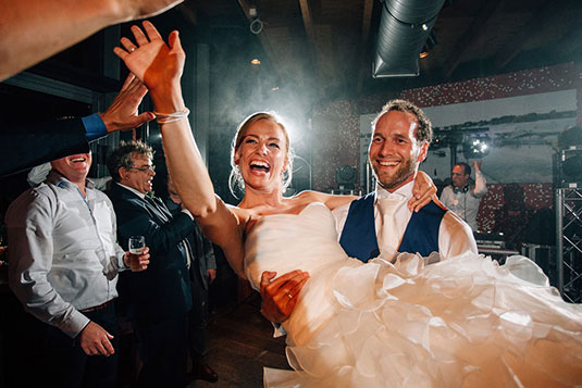 Huwelijksfotograaf Haarlemmermeer
